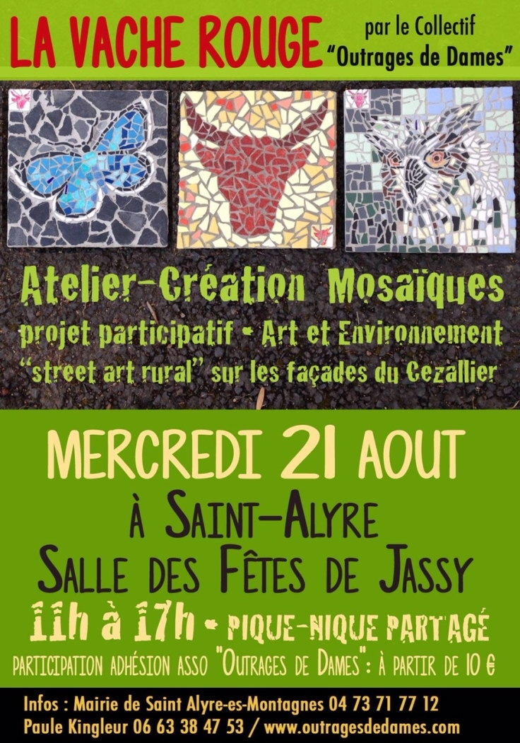 Affiche saint alyre